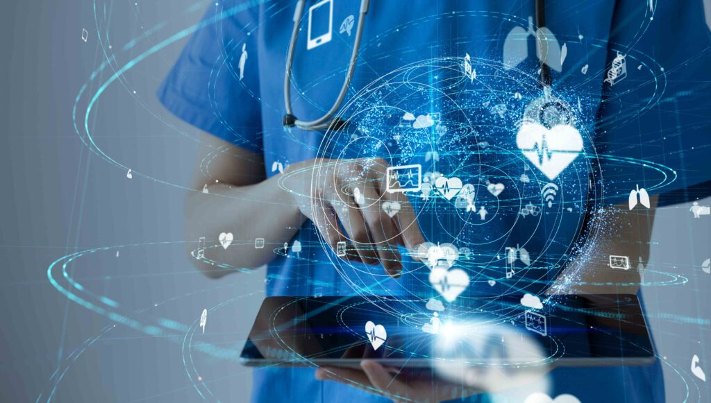 Technology is going to keep on upgrading and improving our way of healthcare