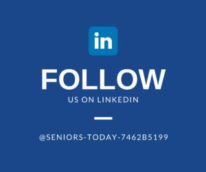 Follow us on Iinkedin