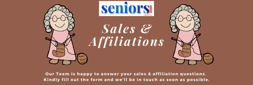 Contact Sales team of Seniors Today Image