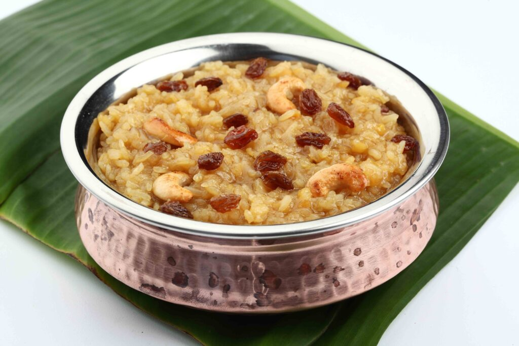 Doesn't matter what you call it, pongal is still sweet