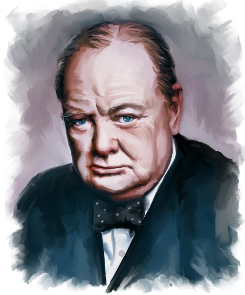 It is by now well-known that Winston Churchill caused the deaths of countless people in the Bengal famine