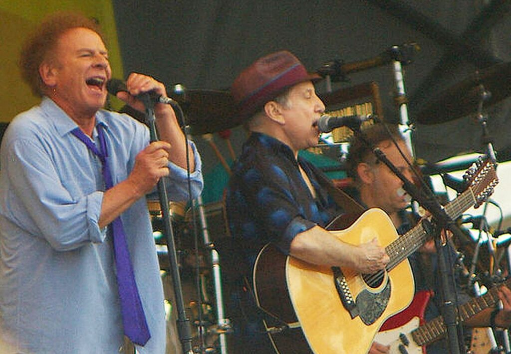Though the duo split up, they performed together at concerts and fundraisers