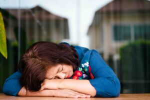 If you don't get a good night's sleep, you're likely to be drowsy and tired during the day