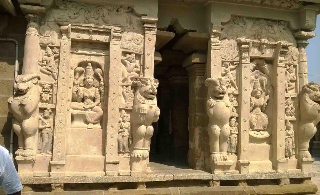 Kailashnath Temple, Kancheepuram