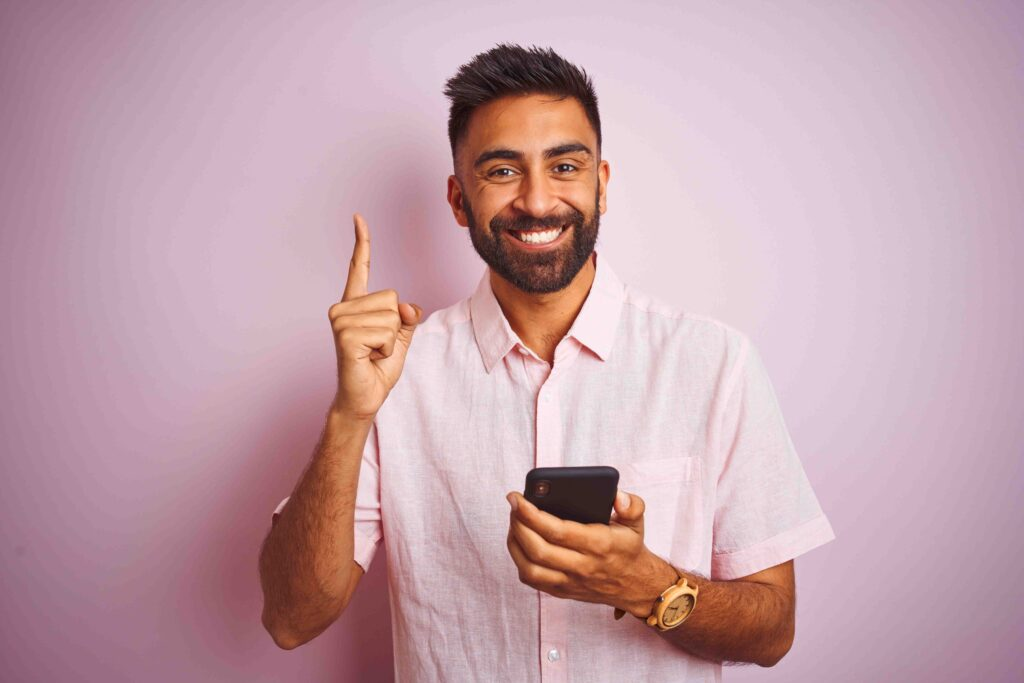 Person with Mobile_SeniorsToday