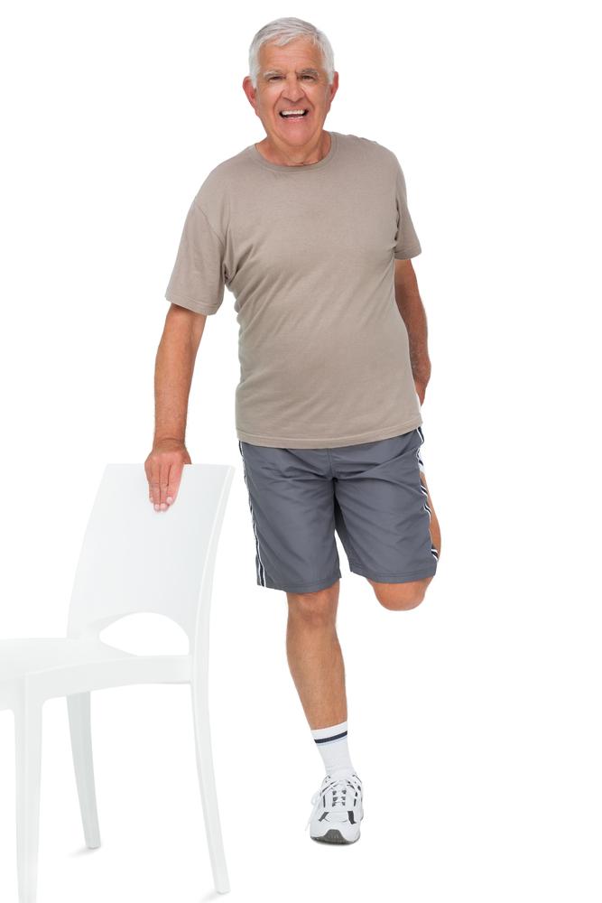Single leg balance_Seniors Today