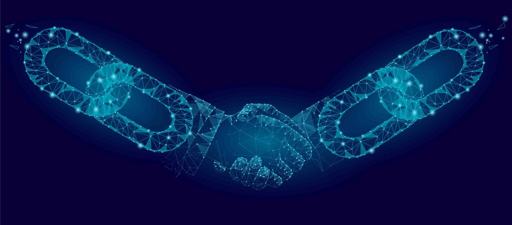 Blockchain offers value, trust and reliability – all key in the world of information