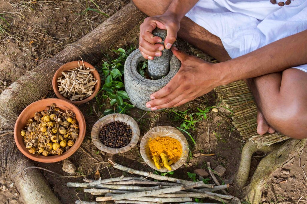 Remember that Ayurvedic preparations often contain heavy metals, which can damage the kidneys