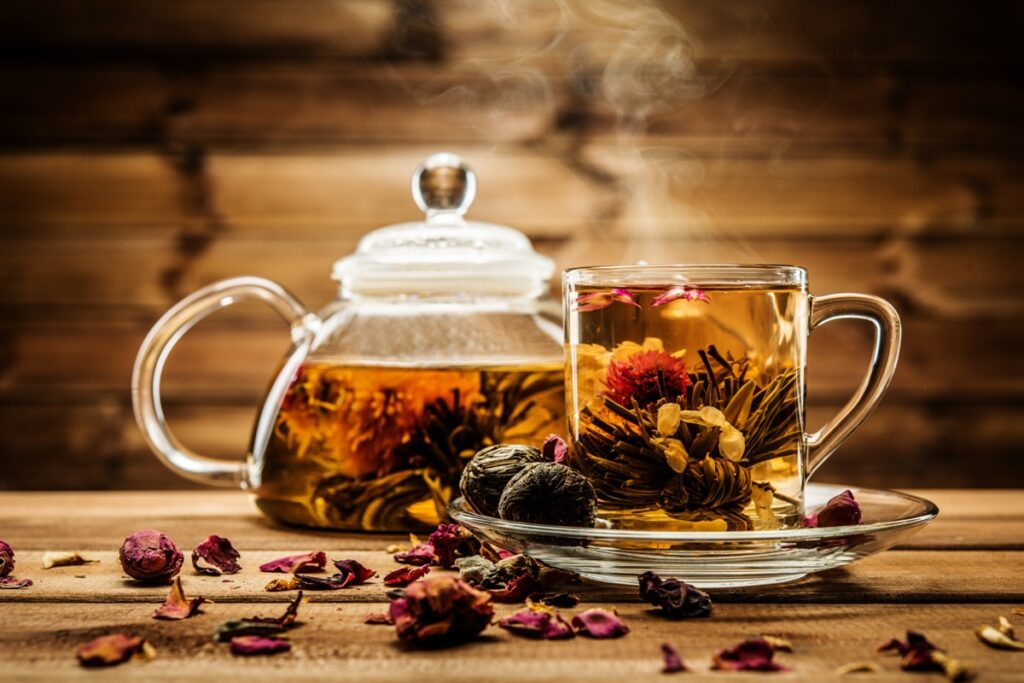 Blooming Tea - Seniors Today