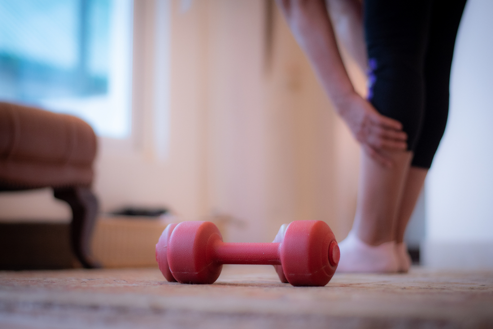 Resistance training increases muscle strength by making your muscles work against a weight or force