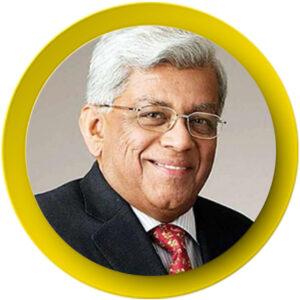 14. Deepak Parekh
