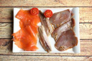 19. Fish like Salmon, Tuna, Sardines