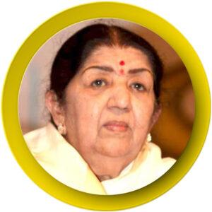 31. Lata Mangeshkar