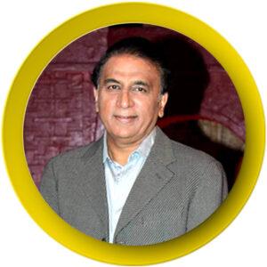 32. Sunil Gavaskar