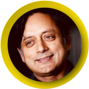 49. Shashi Tharoor