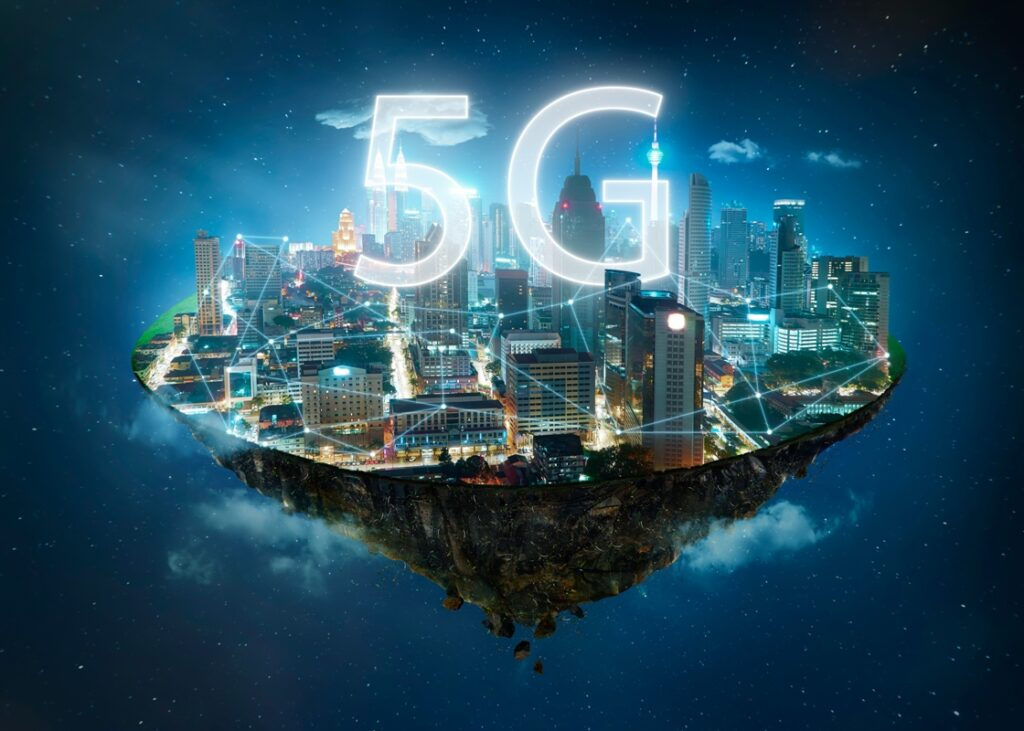 5G can make smart cities much more realistic than they are currently, specially in developing countries