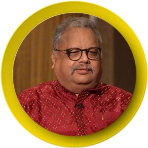 8. Rakesh Jhunjhunwala
