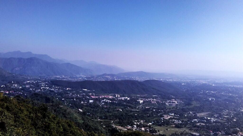 Dehradun view from maggi point - Seniors Today