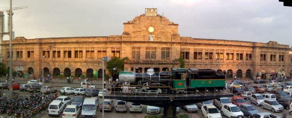 Nagpur Railway Station - Seniors Today
