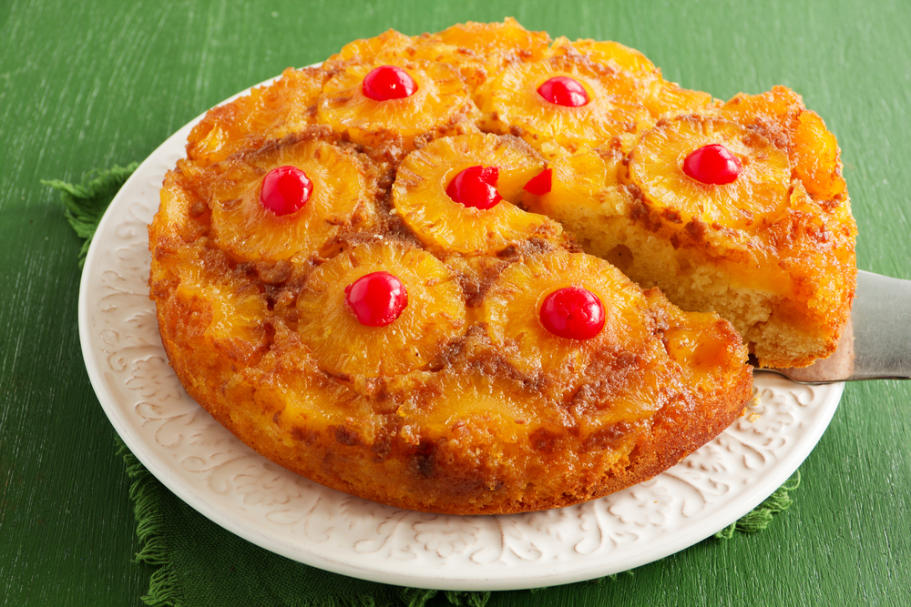 Pineapple Upside Down Cake - Seniors Today