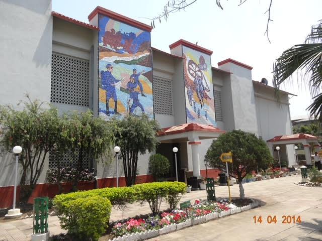The INA Museum at Moirang