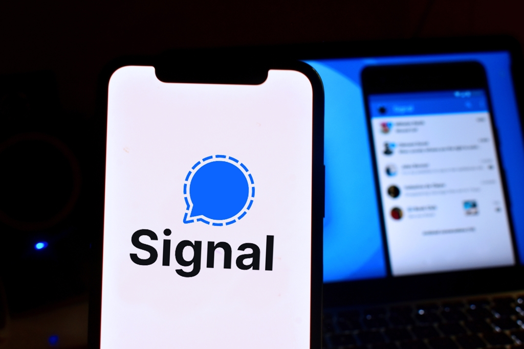 The Signal chat app is the flavour of the day, particularly after tech wiz Elon Musk's endorsement of it