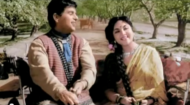 In the 1950s, the other pair with musical success were Dilip Kumar and Vyjayanthimala