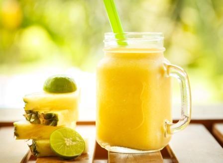 Pineapple juice - Seniors Today