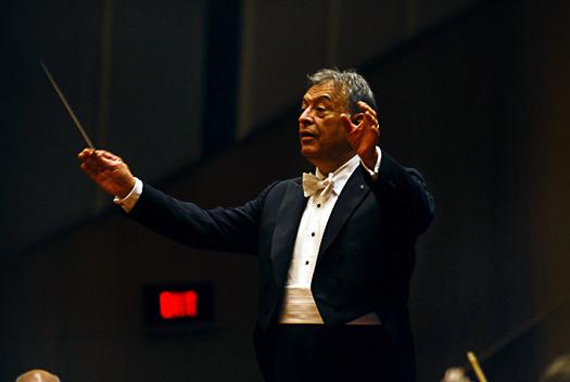 Zubin Mehta and the Israeli Philharmonic Orchestra @ Jamshed Bha