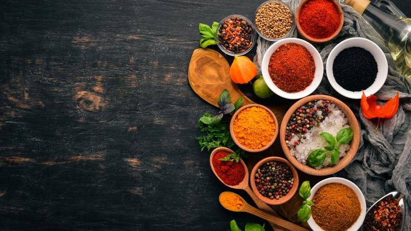 Spice On! (Just A Notch)