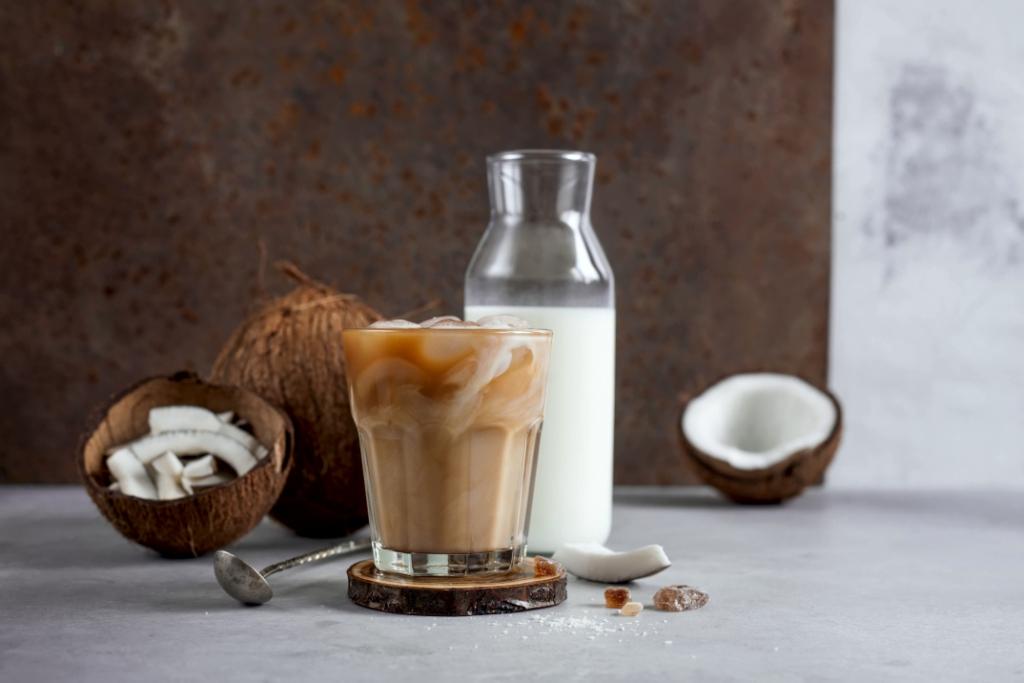 Coconut Iced Coffee - Universal, Vegan