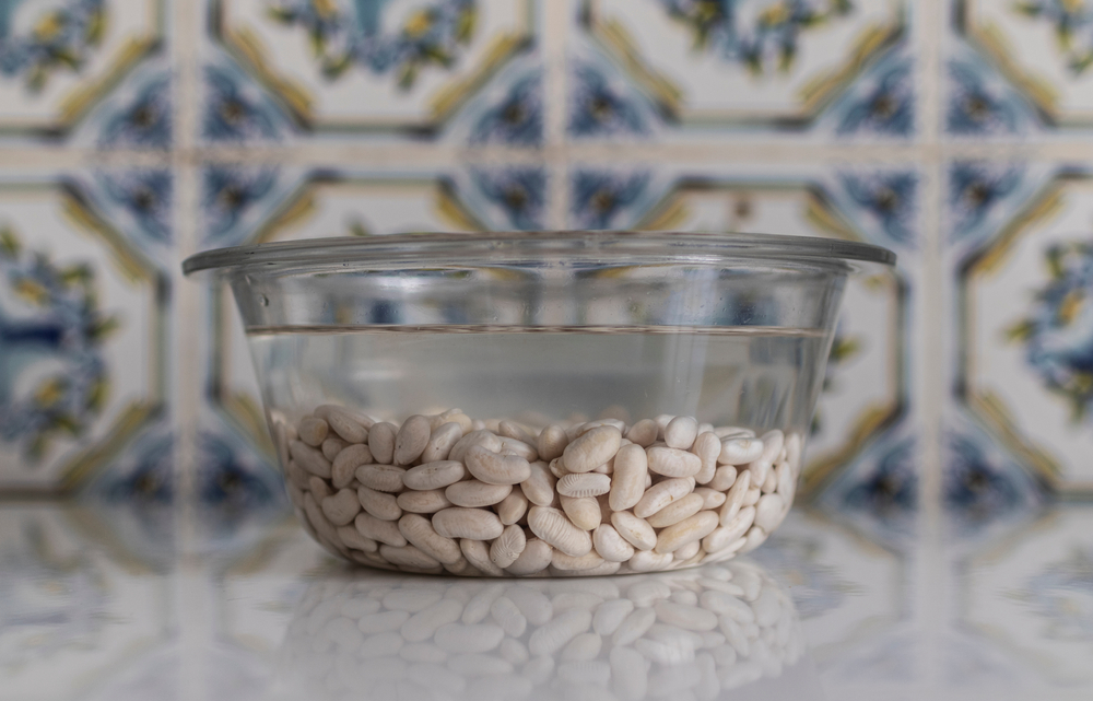Is there a way to reduce the potency of dried beans