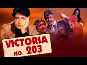 Victoria No 203