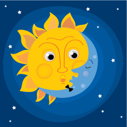 Is the Sun better than the Moon