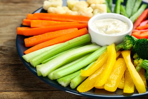 Celery, Carrots, and Other Crunchy Veggies - Seniors Today