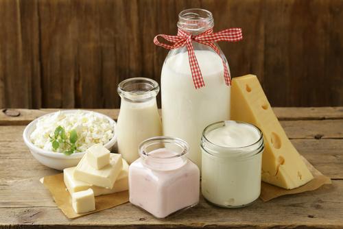 Cheese, Milk, and Yogurt - Seniors Today