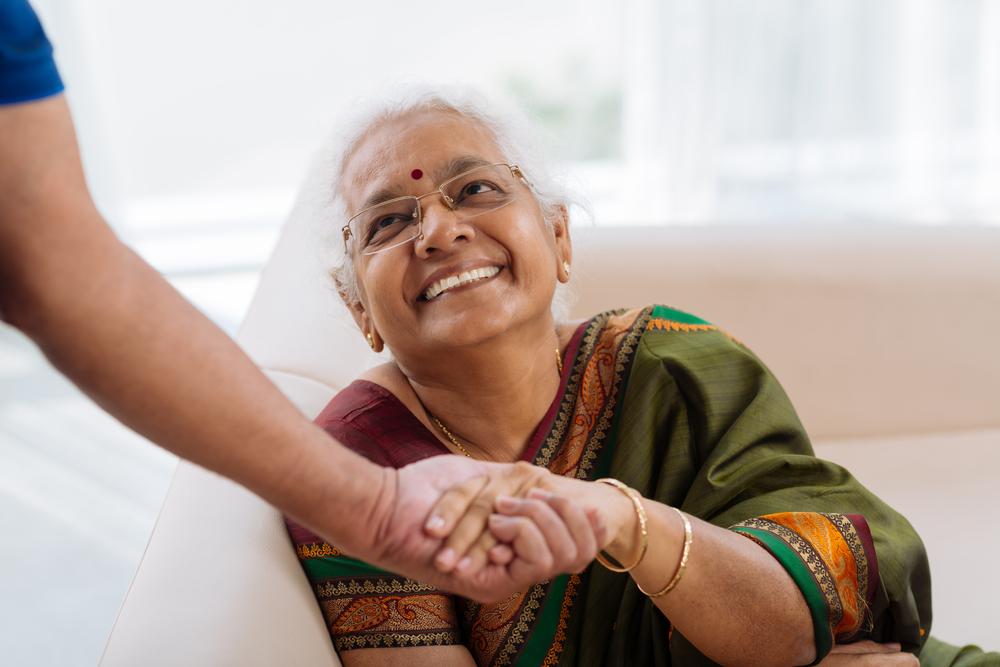 Deep Sense of Happiness - Seniors Today