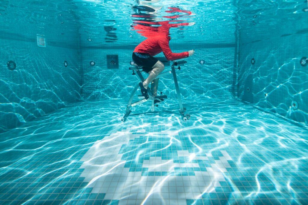 Pic F_ Cardio work at AquaCentric