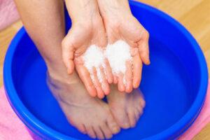 Rejuvenate tired feet - Seniors TOday