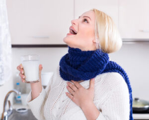Sort out a sore throat - Seniors Today